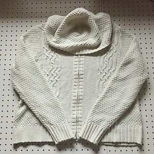 Old Navy Knit Cardigan with Zipper Size XXL